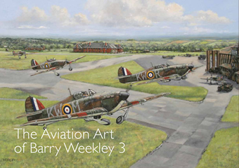'The Aviation Art of Barry Weekley 3